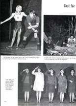 1967 Gainesville High School Yearbook Page 220 & 221