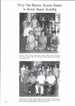 1967 Gainesville High School Yearbook Page 222 & 223