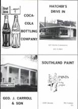 1967 Gainesville High School Yearbook Page 256 & 257