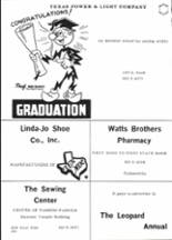 1967 Gainesville High School Yearbook Page 260 & 261