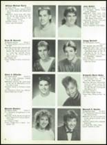 1990 Somerville High School Yearbook Page 40 & 41
