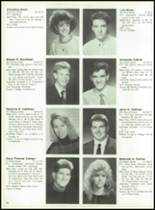 1990 Somerville High School Yearbook Page 42 & 43
