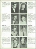 1990 Somerville High School Yearbook Page 44 & 45