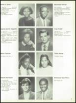 1990 Somerville High School Yearbook Page 84 & 85
