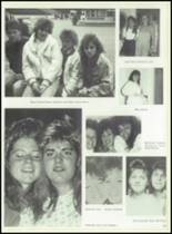1990 Somerville High School Yearbook Page 124 & 125