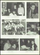 1990 Somerville High School Yearbook Page 126 & 127