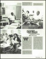 1990 Boyd Anderson High School Yearbook Page 28 & 29