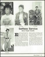 1990 Boyd Anderson High School Yearbook Page 48 & 49