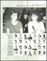 1990 Boyd Anderson High School Yearbook Page 110 & 111