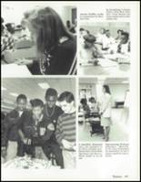 1990 Boyd Anderson High School Yearbook Page 148 & 149