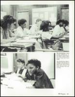 1990 Boyd Anderson High School Yearbook Page 164 & 165