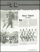 1990 Boyd Anderson High School Yearbook Page 206 & 207