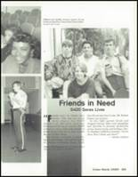 1990 Boyd Anderson High School Yearbook Page 238 & 239