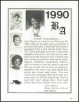 1990 Boyd Anderson High School Yearbook Page 258 & 259