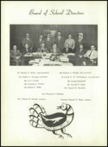 1954 Lebanon High School Yearbook Page 12 & 13