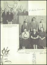 1954 Lebanon High School Yearbook Page 14 & 15