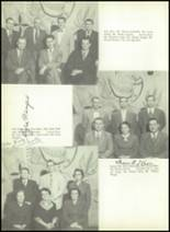 1954 Lebanon High School Yearbook Page 16 & 17