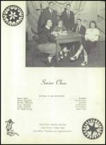 1954 Lebanon High School Yearbook Page 20 & 21