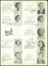 1954 Lebanon High School Yearbook Page 22 & 23