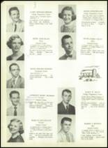 1954 Lebanon High School Yearbook Page 24 & 25