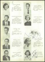 1954 Lebanon High School Yearbook Page 26 & 27