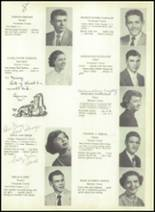 1954 Lebanon High School Yearbook Page 28 & 29