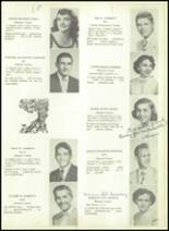 1954 Lebanon High School Yearbook Page 30 & 31