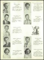 1954 Lebanon High School Yearbook Page 32 & 33