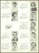 1954 Lebanon High School Yearbook Page 34 & 35