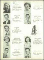 1954 Lebanon High School Yearbook Page 36 & 37