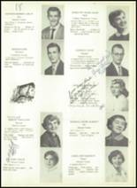 1954 Lebanon High School Yearbook Page 38 & 39