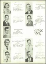 1954 Lebanon High School Yearbook Page 40 & 41
