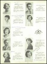 1954 Lebanon High School Yearbook Page 42 & 43