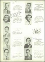 1954 Lebanon High School Yearbook Page 46 & 47