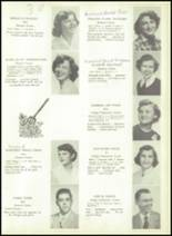 1954 Lebanon High School Yearbook Page 50 & 51