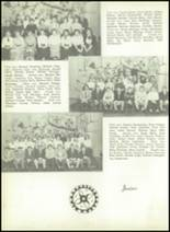1954 Lebanon High School Yearbook Page 62 & 63