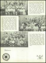 1954 Lebanon High School Yearbook Page 68 & 69