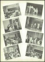 1954 Lebanon High School Yearbook Page 70 & 71