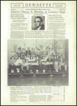 1954 Lebanon High School Yearbook Page 72 & 73