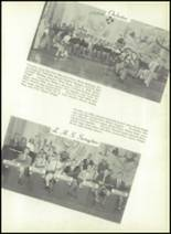 1954 Lebanon High School Yearbook Page 78 & 79