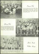 1954 Lebanon High School Yearbook Page 82 & 83