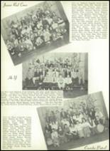 1954 Lebanon High School Yearbook Page 84 & 85