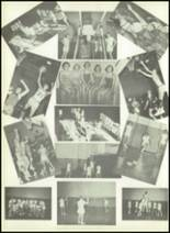 1954 Lebanon High School Yearbook Page 88 & 89