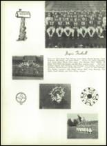 1954 Lebanon High School Yearbook Page 90 & 91