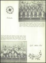 1954 Lebanon High School Yearbook Page 92 & 93