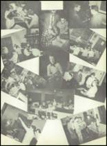 1954 Lebanon High School Yearbook Page 94 & 95