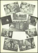 1954 Lebanon High School Yearbook Page 98 & 99