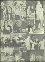 1954 Lebanon High School Yearbook Page 100 & 101