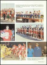 1985 Baird High School Yearbook Page 10 & 11