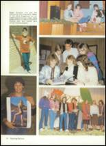 1985 Baird High School Yearbook Page 14 & 15